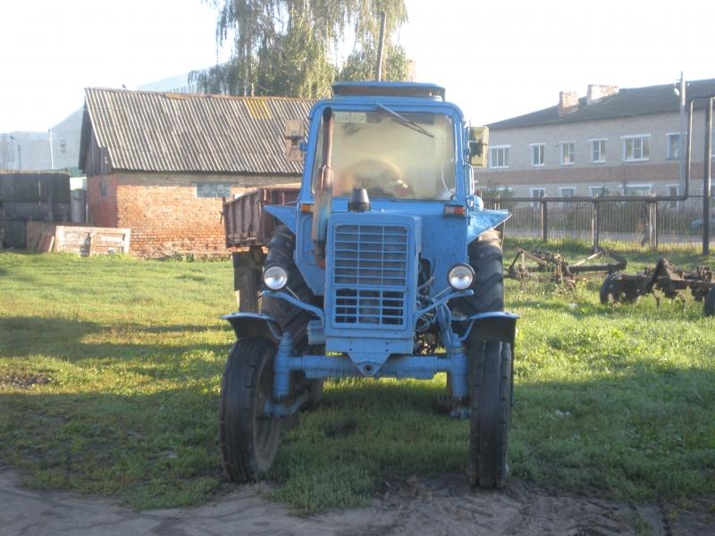 тракторМТЗ-801