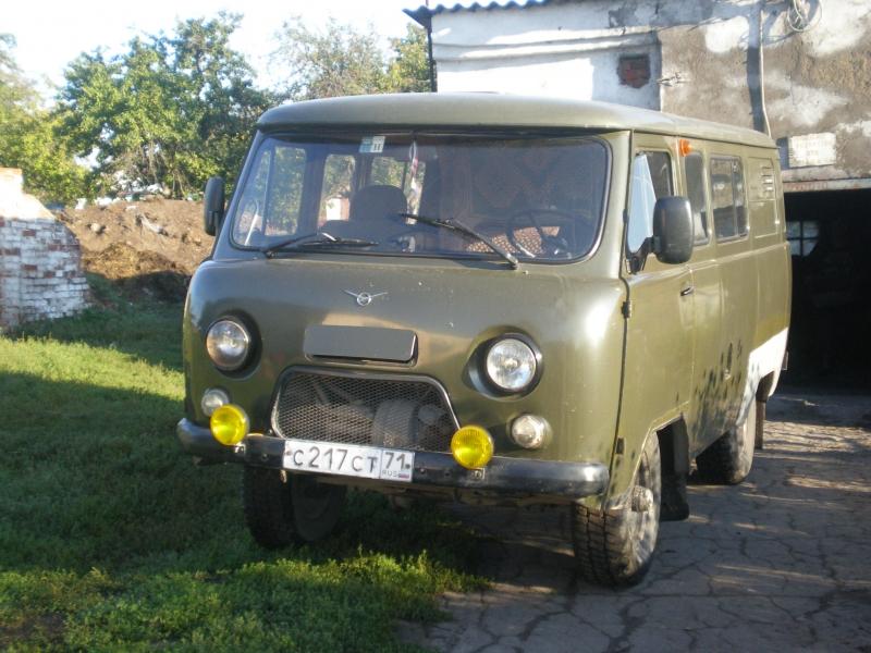 УАЗ-3909021